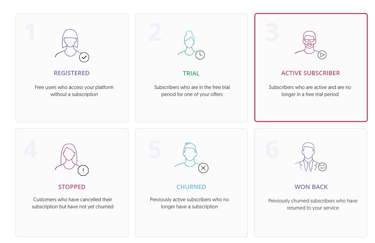 subscriber marketing metrics