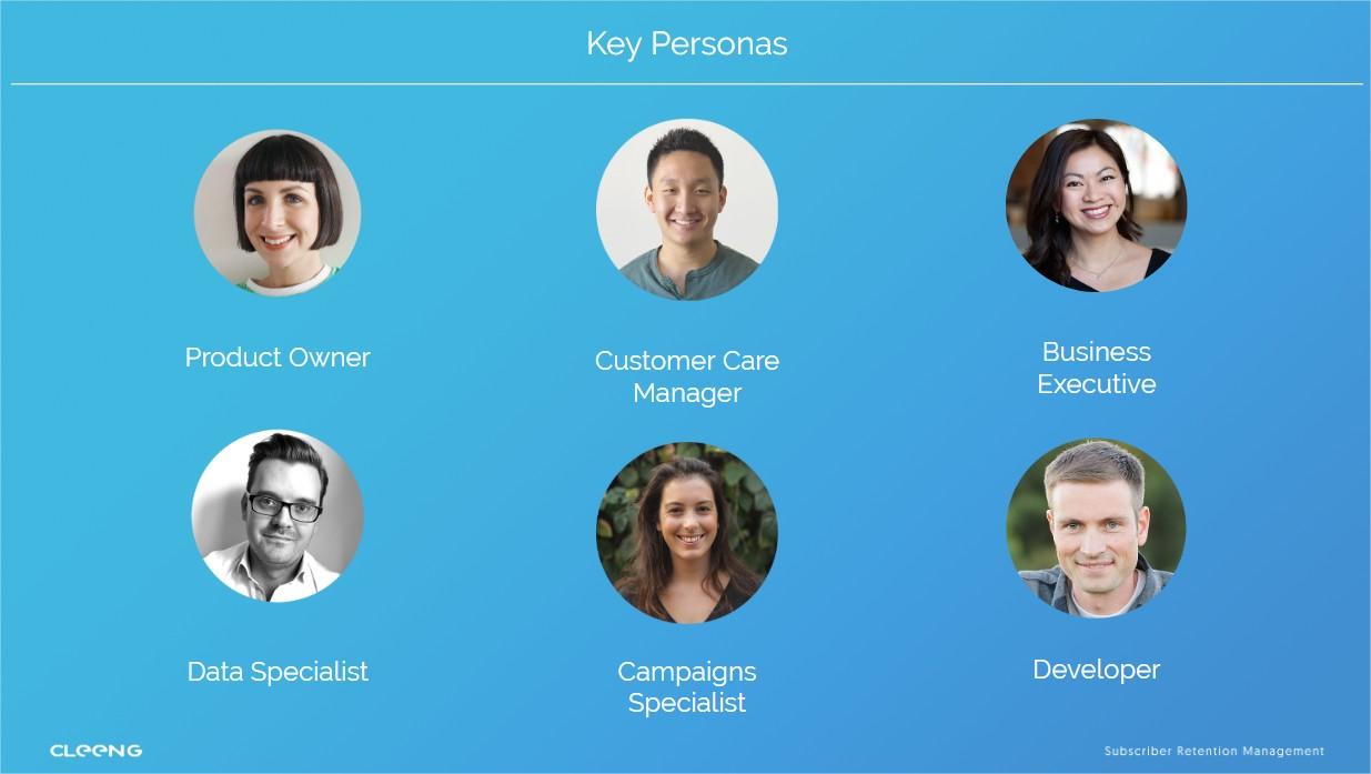Key Business Personas